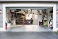 Lend your garage for a couple hours?