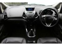 2016 Ford Ecosport 1.5 TDCi 95 Titanium 5dr [17in] Hatchback Diesel Manual