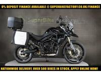 2013 13 TRIUMPH TIGER 800 XC 800CC 0% DEPOSIT FINANCE AVAILABLE