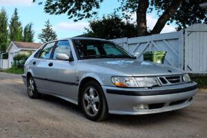 2001 Saab 9-3 SE Hatchback