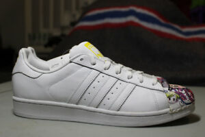 Adidas Pharrell Williams Superstar Supershell SIZE 11 NEW