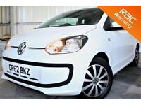 2012 62 VOLKSWAGEN UP 1.0 MOVE UP BLUEMOTION TECHNOLOGY 3D 59 BHP! P/X WELCOME!