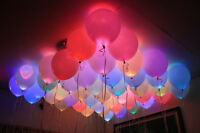 LED BALLOONS/FOIL BALLOONS 40% off