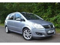 2008 Vauxhall Zafira 1.9CDTi Design £75 A Month £0 Deposit