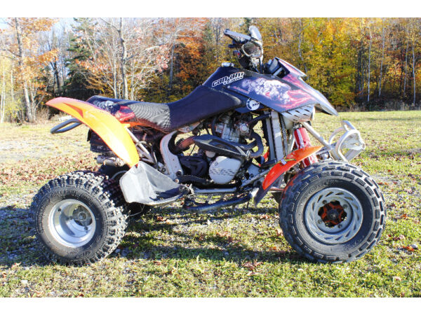 Used 2003 Bombardier DS650 Baja