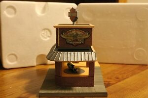 Hallmark Harley Davidson ornamint display stand Cambridge Kitchener Area image 2