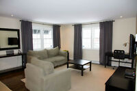 FULLY FURNISHED EXECUTIVE CONDO-APARTMENTS IN THE WEST-ISLAND