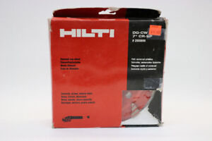 *ULTIMATE* Hilti DG-CW CR-SP Diamond Cup Grinding Wheel (#15860)