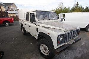 2000 Land Rover Defender TD5 130 Pickup Truck Right Hand Drive