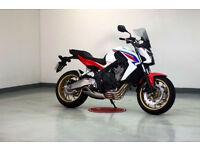 Honda CB650FA Naked