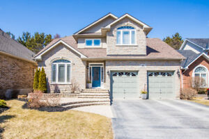 98 Cumming Drive, Barrie - PRESTIGIOUS HOME BACKING ONTO EP LAND