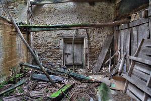 Démolition de vieille grange gratuitement Saguenay Saguenay-Lac-Saint-Jean image 3