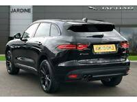 2020 Jaguar F-Pace CHEQUERED FLAG AWD Auto Estate Diesel Automatic