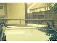 Halfords roof rack