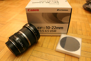 Canon EFS 10-22mm on SALE!!