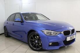 2016 16 BMW 3 SERIES 2.0 330E M SPORT 4DR AUTOMATIC 181 BHP