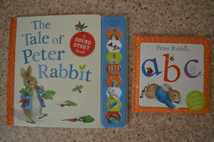 2 Beatrix Potter Peter Rabbit Books Peterborough Peterborough Area image 1