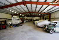Safe & Secure 24hours guarded place for Vehicle Storage