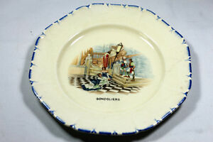 Antique Coronetware Parrot & Company plates Mikado & Gondoliers Kingston Kingston Area image 2