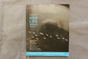 MCMASTER BIO 1A03 - HOW LIFE WORKS TEXTBOOK