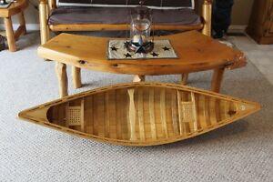 5 ft. Cedar Canoe