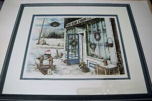 "Laura Berry ""Meeting Place"" Limited Edition Print Kitchener / Waterloo Kitchener Area image 1"