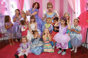 $99 PRINCESS PARTY**FROZEN PARTY ELSA, ANNA, OLAF MASCOT