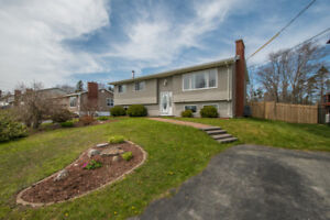 Charming Home In Timberlea With Newly Reduced Price!