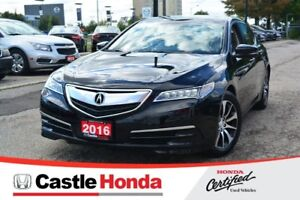 2016 Acura TLX Tech/ ONE OWNER! ACCIDENT FREE!