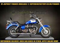 2013 13 TRIUMPH AMERICA BONNEVILLE 865 865CC 0% DEPOSIT FINANCE AVAILABLE