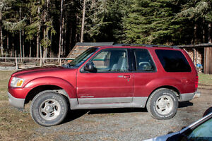 2001 Ford Explorer Sport Other