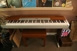 Susuki SS-100 Keyboard Kitchener / Waterloo Kitchener Area image 1