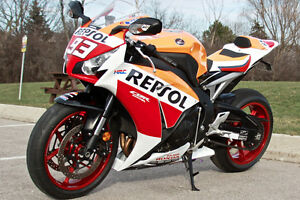 2015 Honda CBR 1000 RR SP Repsol Edition on 2009 Frame CBR1000