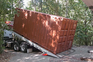 Available Shipping and Storage Containers For Sale