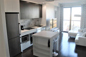 MODERN NEW 1 BD W/ STORAGE & PARKING