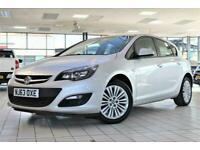 2013 Vauxhall Astra 1.4 ENERGY 5d 98 BHP Hatchback Petrol Manual