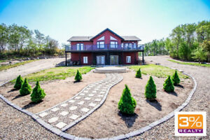 Remarkable lake view home close to Brandon! ~ by 3% Realty
