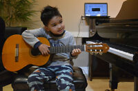Music Lessons All Ages and Levels!