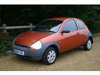 Family owned from New FORD Ka Done 55217 Miles with recent NEW MOT