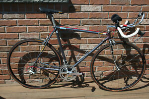 Rossin Time Trial Vintage Racing Bicycle, Very rare, very cool.
