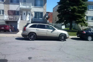 Chrysler Pacifica in good condition