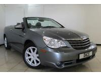 2008 08 CHRYSLER SEBRING 2.7 LIMITED V6 2DR 189 BHP