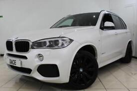 2015 65 BMW X5 3.0 XDRIVE30D M SPORT 5DR AUTOMATIC 255 BHP DIESEL