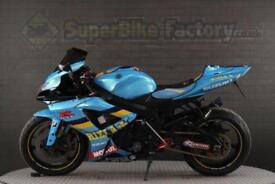2007 57 SUZUKI GSXR750 K6