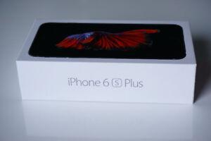 Iphone 6s plus - 16 Go déverrouillé