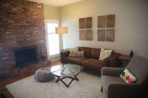 Fully Furnished Executive House Utilities Included Sept 1