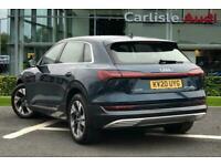 2020 Audi E-Tron 50 Sport SUV 5dr Electric Auto quattro 71.2kWh (313 ps) Estate