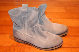 Blackstone Grey  Boots