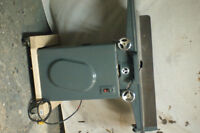 jointer/planner 6 inch