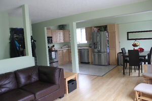 Downtown 3 Bed 1 Bath Apartment for Rent